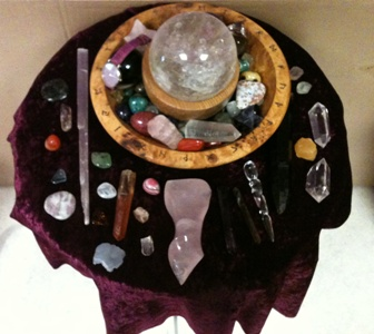 Crystal Healing at Rainbow Spirit, Wadebridge