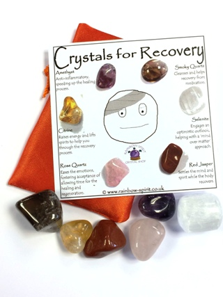 Crystal Set for Recovery from Crystal Grids & Sets