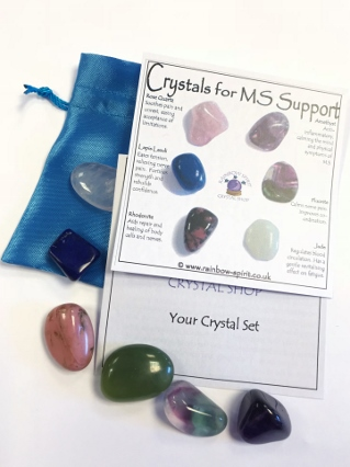 Multiple Sclerosis MS Support Set from Crystal Sets