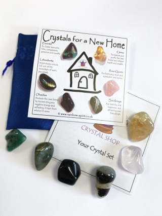 Crystal Set for a New Home from Crystal Sets