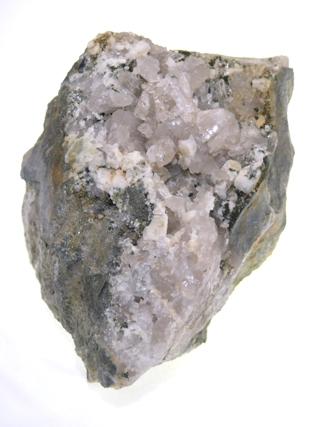 Tintagel Quartz & Albite from Cornish Crystals & Minerals
