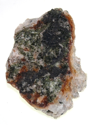 Libethenite from Douglas Creba