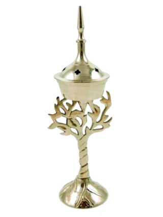 Tree Incense Cone Burner from Home & Giftware