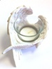 Angel Wing Tea Light Candle Holder