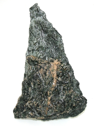 Actinolite from Crystal Specimens