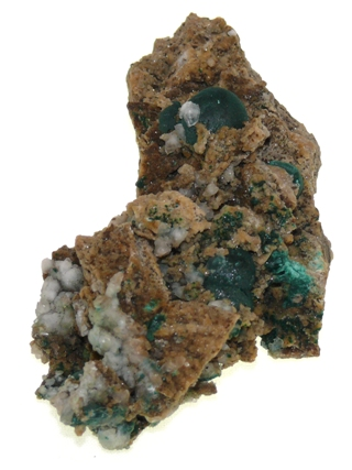 Malachite from Crystal Specimens