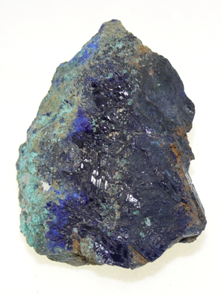 Azurite from Crystal Specimens
