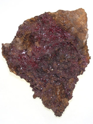 Chalcotrichite from Crystal Specimens